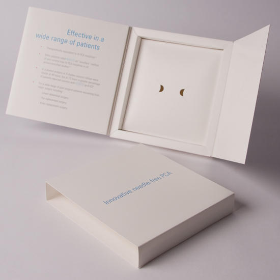 Four flap Presentation Box