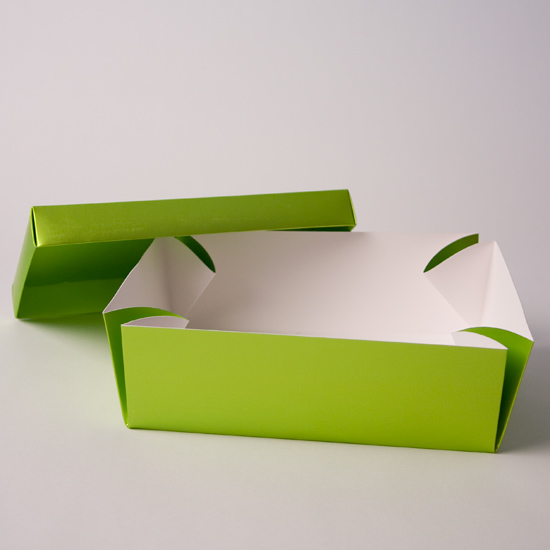 Large Fold Out Presentation Box