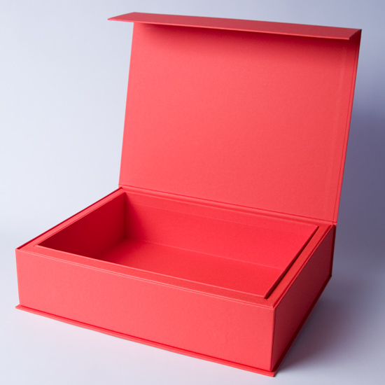 Rigid Hinged Lid Box