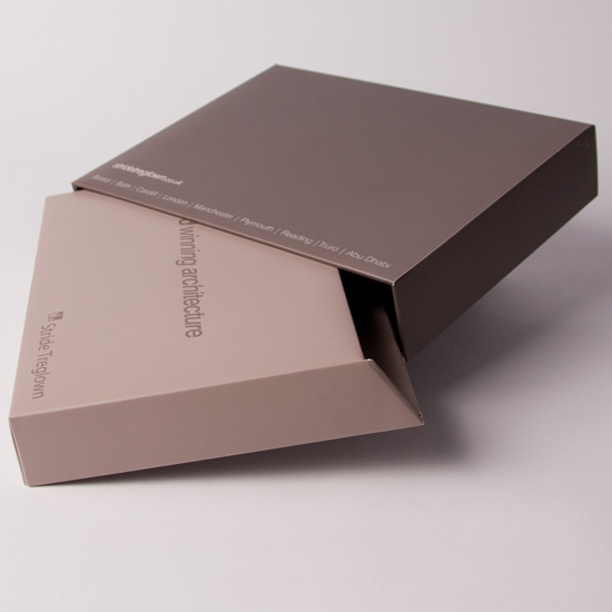 Rigid Slipcase and Cover