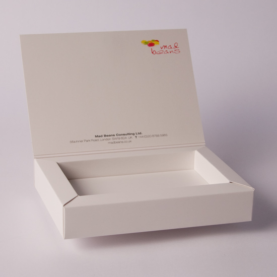 Simple Hinged Lid Presentation Box