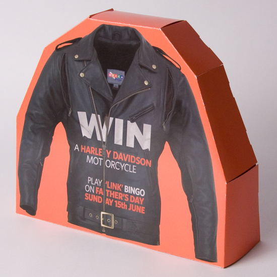 Jacket Self Make Point Of Sale Unit